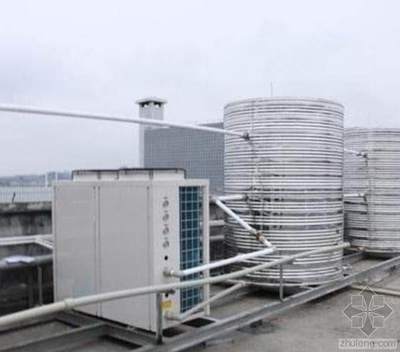 空气能热水工程行业5大竞争模式