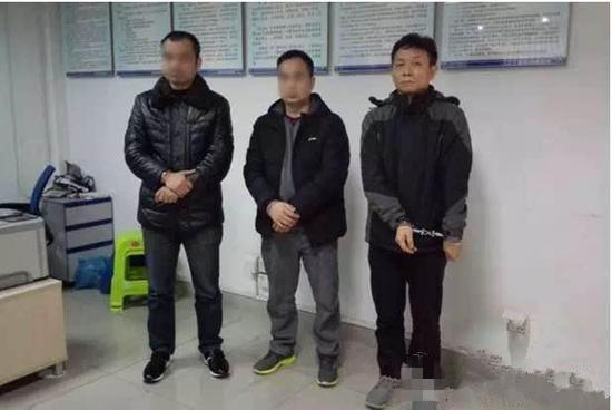 犯罪嫌疑人卞某锋、蔡某、龙仁福