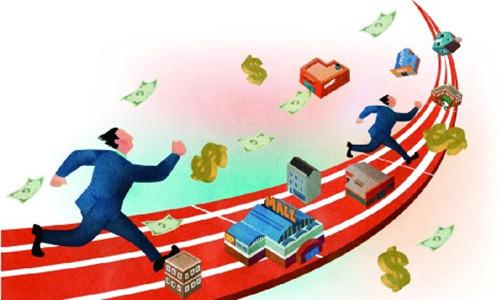房企疯狂筹钱今年打算怎么花  增加土地储备买买买