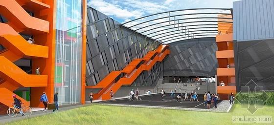 耐克公布新总部设计方案,面积比硅谷苹果还要大