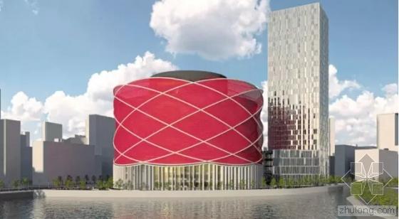 """武汉万达秀场利用BIM """"红灯笼""""是怎样建起来的"""