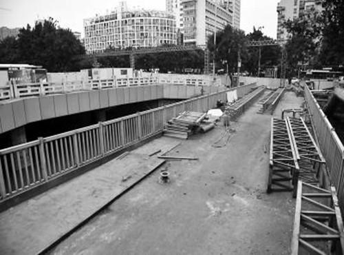 福州将试点地下综合管廊建设