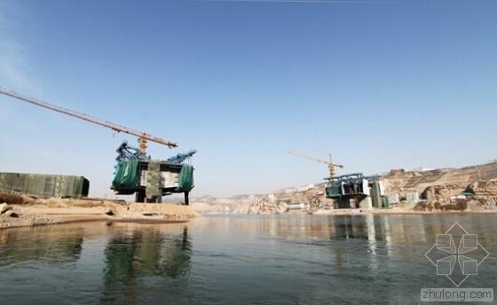 兰州拟投资2.7亿元改造黄河两岸基础设施