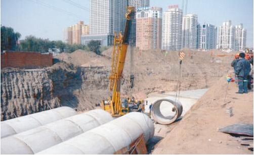 南山投资2.47亿 明年完成排水管网改造