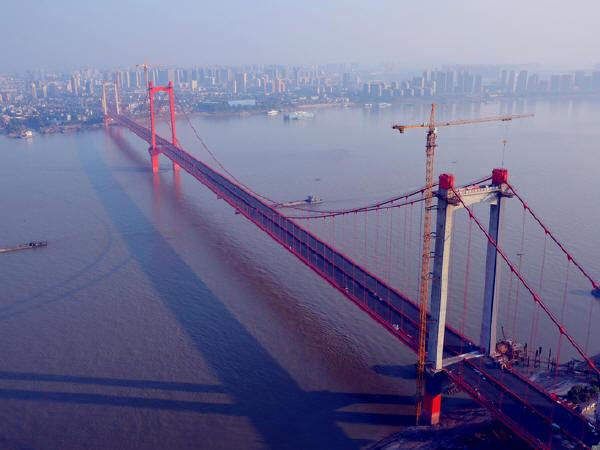 9项中国制造近乎称霸世界 中国桥梁NO.1