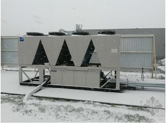 海尔中央空调再破欧洲技术壁垒!