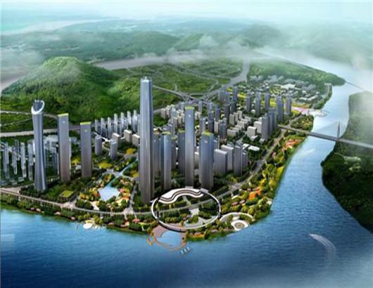 福州三江口或将再添一座摩天地标 斥资70亿元