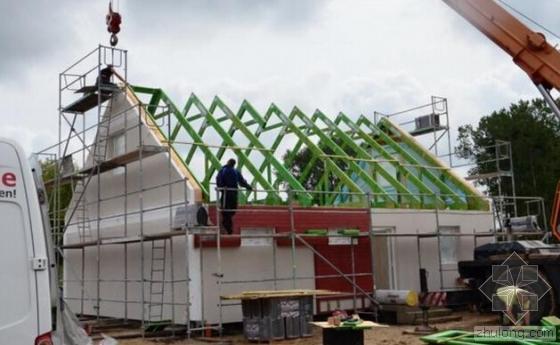 装配式建筑模式大势所趋 上海装配项目异常火爆