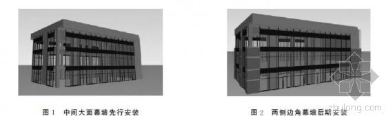 BIM技术如何完美收关上海中心双层玻璃 幕墙工程项目?