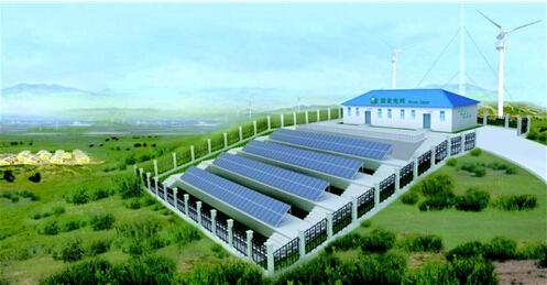 法企在马尔代夫构筑由太阳能和蓄电池等组成微电网