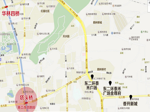 """福州投资67亿改造内河 告别""""逢雨看海"""""""