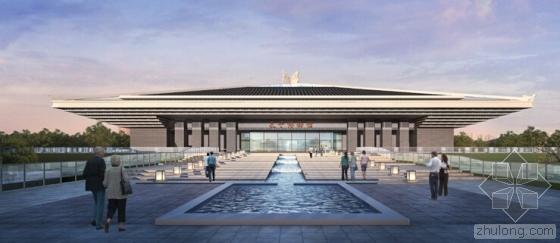 山东孔子博物馆主体封顶 各类文化馆项目已达350家