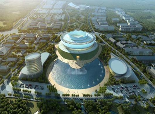 3.5亿中国汝瓷博物馆开建 定位国家一级博物馆