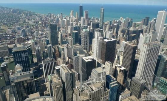 超高层建筑群