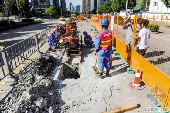 深圳:勘察作业致燃气管道损毁最高罚10万
