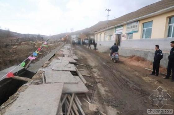 青海大通县一工地挡墙倾覆 3名工人不幸遇难
