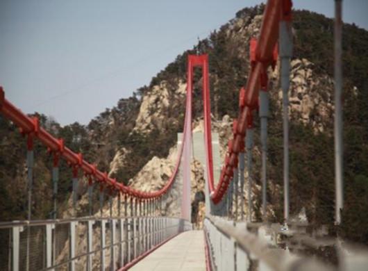 山东费县沂蒙山打造生态旅游区 投资50亿元