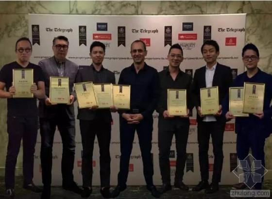 Aedas建筑设计项目荣膺9项2016年亚太房地产大奖
