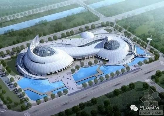 BIM在宁波·中国港口博物馆建筑图纸深化阶段的应用