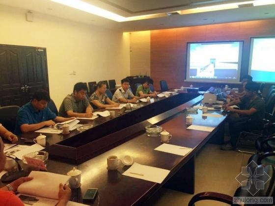 澄迈县文儒建筑信息(BIM)可视化数字模型水厂 专题报告会圆满举