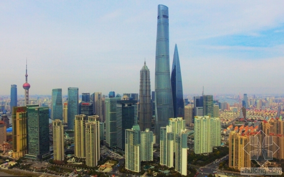 上海中心開啟分步試運營 建設者榮譽墻同時揭幕