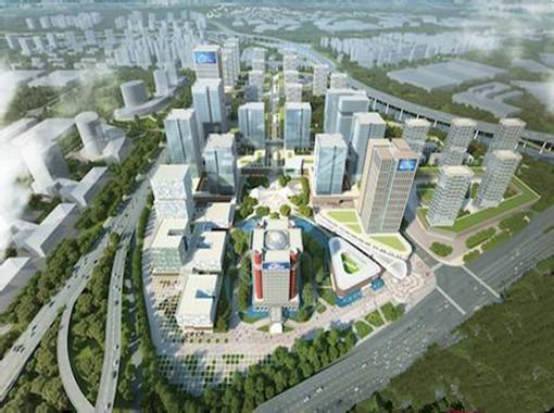 """青岛株洲路片区将建成""""中关村"""" 20个项目投资300亿"""