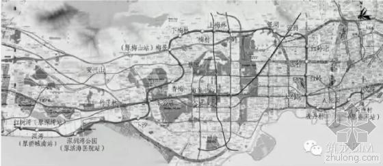 全面总结深圳地铁9号线深化设计中BIM应用经验