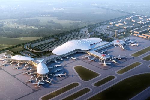 BIM助力中建三局机场项目解决施工难题
