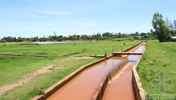 中国水电助力肯尼亚农田水利基础设施建设