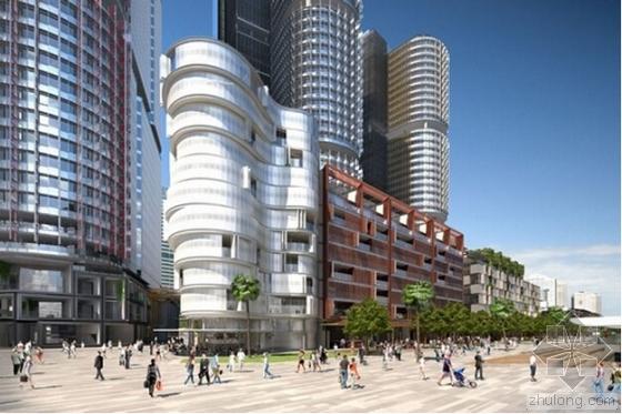 """外媒:马来西亚开发商6亿澳元将建澳洲""""双子塔"""""""