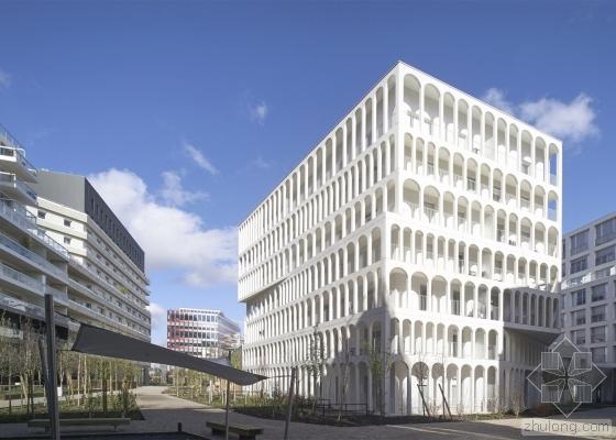 法国公司Antonini Darmon设计Arches Boulogne公寓