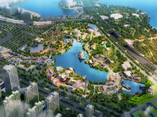 """合肥万达国际度假区投资190亿 将打造""""全域旅游""""概念"""