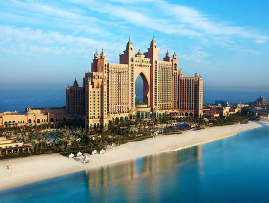"""迪拜的亚特兰蒂斯""""搬""""到了三亚 耗资110亿元"""