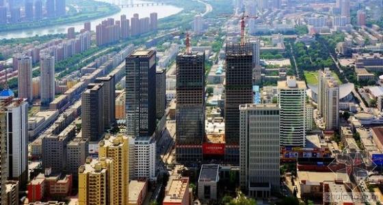 东北第一高楼宝能环球金融中心项目破150米