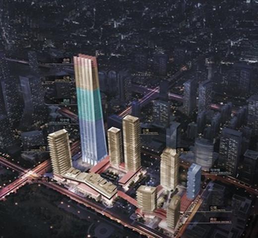 万科在市中心推高端品:深圳豪宅市场危与机