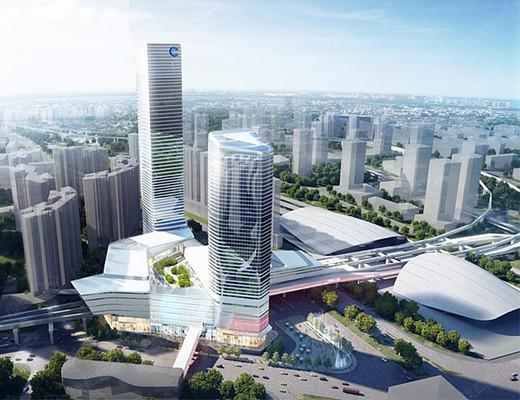 广州凯达尔枢纽国际广场