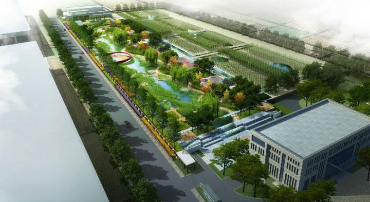 北京稻香湖水厂完工试运行 北方首座全地下再生水厂