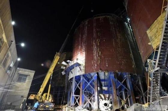 中铝郑州厂房坠落事故致11死8伤 现场搜救结束