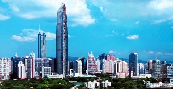 城市更新遍地开花 深圳建筑新地标高739米?