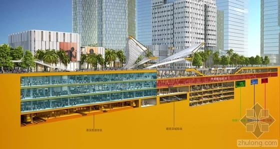 前海将崛起超级地下城 地下空间开发面积将达630万平