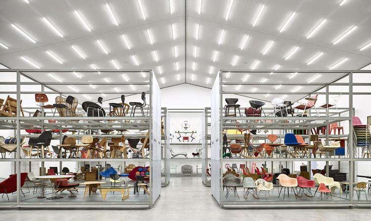 如果对家具设计感兴趣 别错过Vitra设计博物馆的新展馆