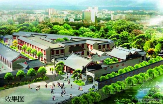 河南契约文书博物馆10月竣工 展近4万件珍贵契约文书