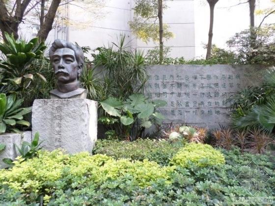 """""""百岁老楼""""外观修缮完工 将变身社区鲁迅纪念馆"""