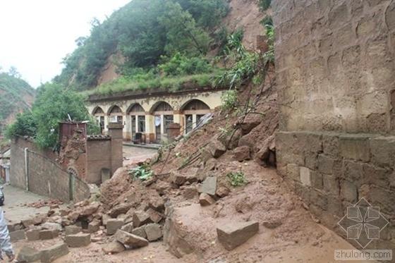 延安去年消除地质灾害隐患点138处