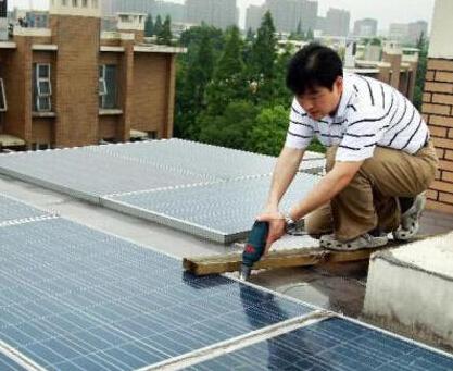在家建个人光伏发电站?上海居民引风潮