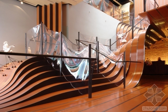 """""""梯浪"""" 纽约SoHo的景观楼梯"""