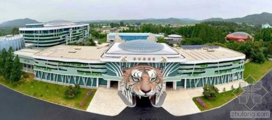 朝鲜自然博物馆和中央动物园竣工 设计新颖独特