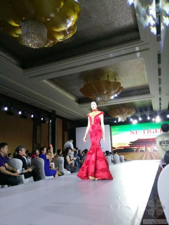 中国顶级高端时尚品牌NE•TIGER旗袍秀