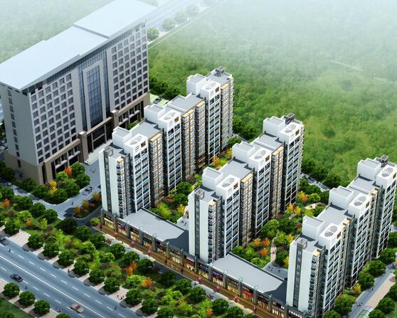 [湖南]2016年公租房建设项目建筑安装工程预算书(含CAD图纸)