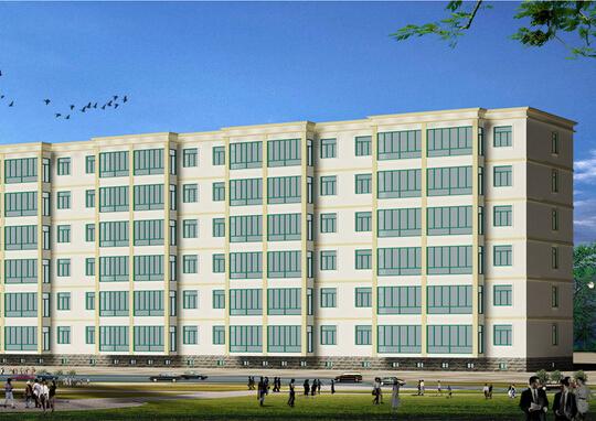 [湖南]教师公租房建设项目建筑工程量清单(含CAD图纸)